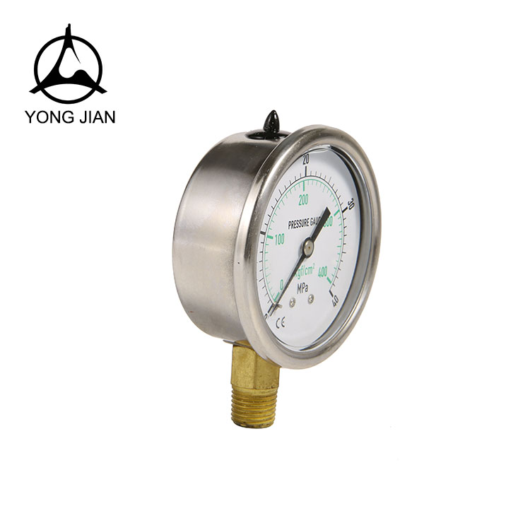 High quality best price stainless steel car manometer