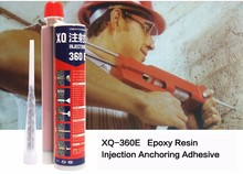 Xinchor XQ-360E epoxy resin based chemical anchoring cartridge adhesive