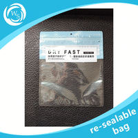 cheap advertising plastic bags/ resealable plastic bags/china wholesale market