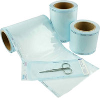 Flat Roll Sterilization Pouches Tyvek sterilization pouch roll
