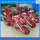 The tractor drive 3-row corn maize soybean planter seed drill