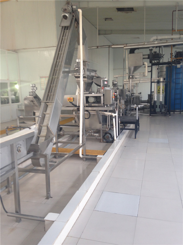 fresh potato chips making machine for Industrial