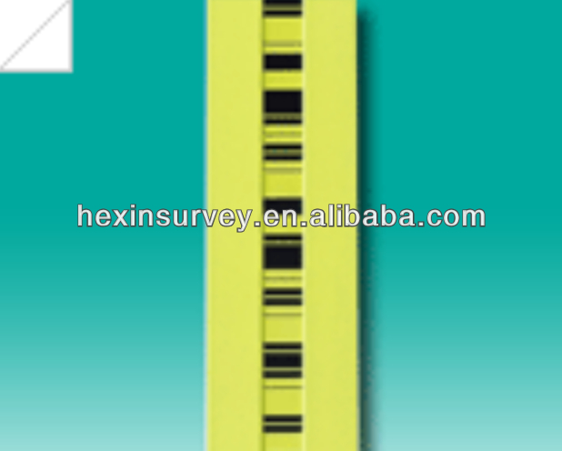 trimble invar barcode staff used for trimble DINI digital level