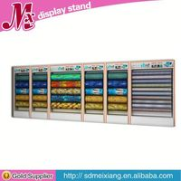 pens display stand, MX4681 2014 men apparel retail store fixture cabinet