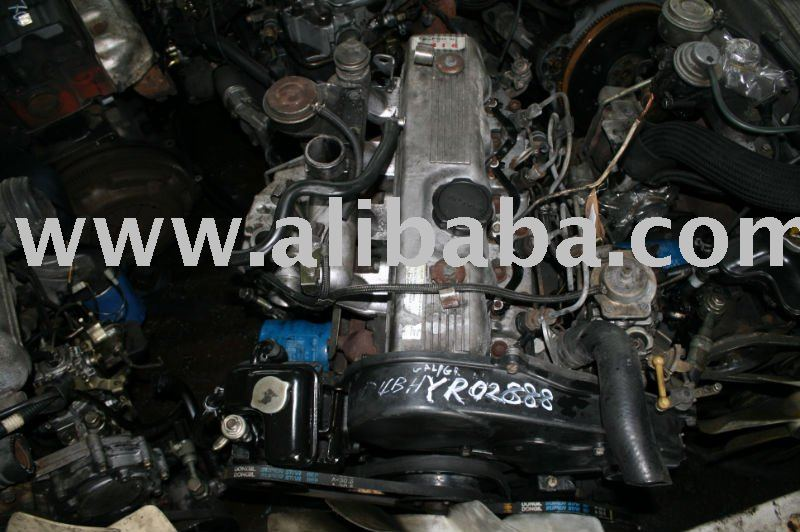 H100 D4BH USED ENGINE AND GEARBOX