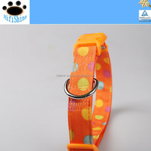 Wholesale 2016 Top Grade Pet Products Negative Ion Sublimation Dog Collar