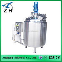 SS316 3KW milk cooling tank for sales