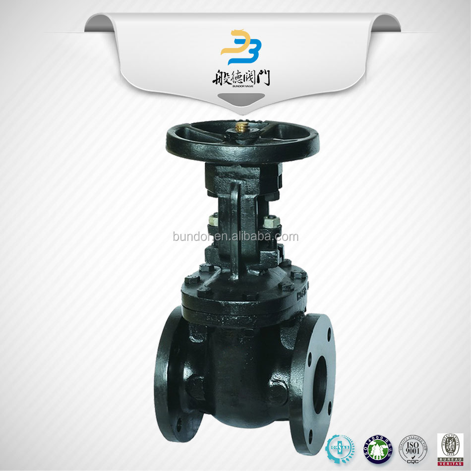 5 Inch Cast Iron Gate Valves For Hdpe Pipe