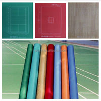 2016 hot sale top quality pvc sports flooring used for basketball court with CE / ISO9001/ISO14001