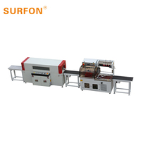 Roofing Sheet Sleeve Sealer Shrink Wrapping Machine