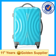 24 inch wholesale trolley bag,abs suitcase luggage