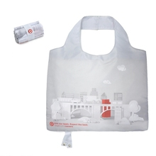 Durable in use best selling promotional easy carry polyester bag