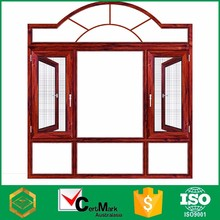 Customize factory price sand blasting aluminum drawing windows and door