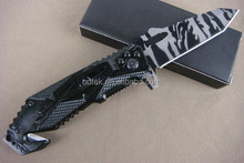 OEM Power assistance folding knife camo blade knife folding pocket knife UD40744