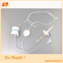 hospital disposable infusion set supplies alibaba trade assurance infusion set