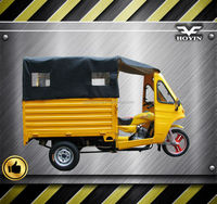 Tuk Tuk Adult Passenger 3 Wheeler Motor Cheap Three Wheel Motorcycle(Item No:HY200ZK-2B)