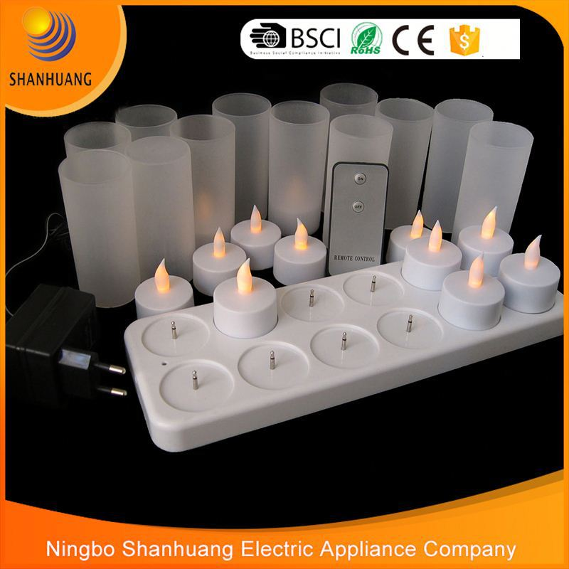 2017 new & hot good quantity with great price colorful flickering <strong>led</strong> candle