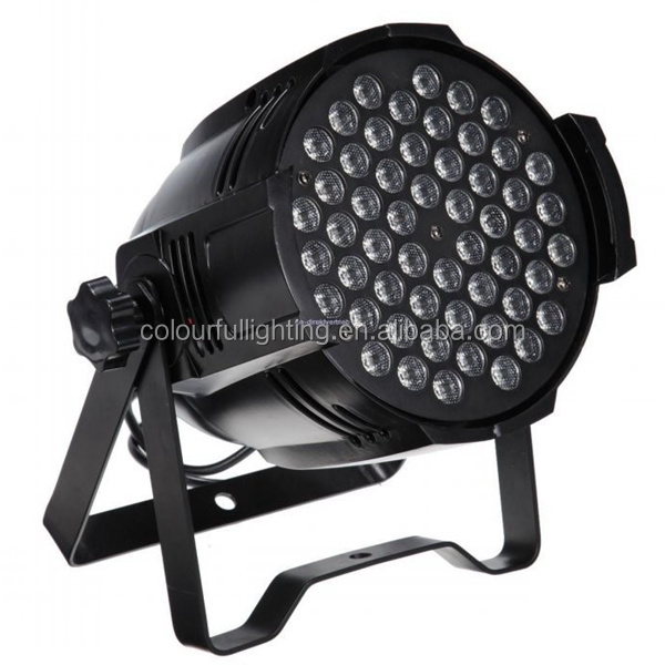 RGB 54x3W High power 3IN1 Tri LED Par Light