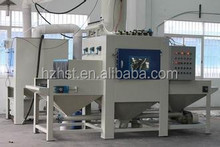 Automatic glass sandblasting equipment