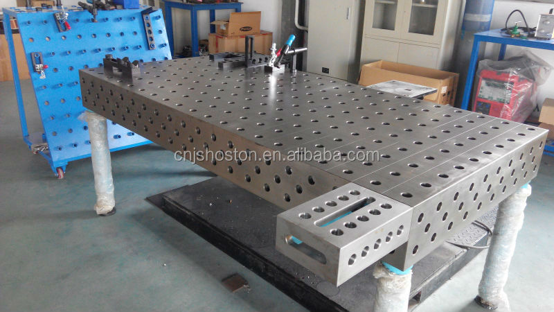 2d And 3d Welding Table Buy Table3d