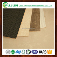 Melamine rubber wood/rubber wood finger joint board/Fibreboards