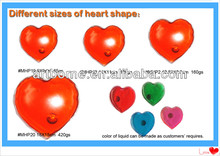 Heart shape heating pad for clothes