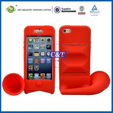 Popular universal mobile protect silicone cover case for iphone 5c