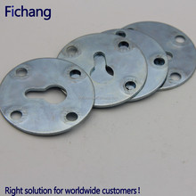 High pressure washer stainless steel plate washer