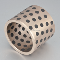 Oilless Bronze Bush OILES #500 - SPB/SOB/JDB Cast Sleeve Bushing 202816