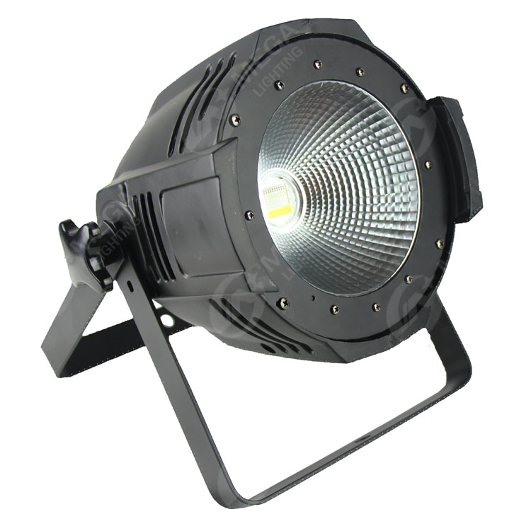 dj disco party 4in1 rgbw dmx led stage light 100w cob par light