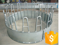 Bale hay feeder for cattle & sheep galvanized