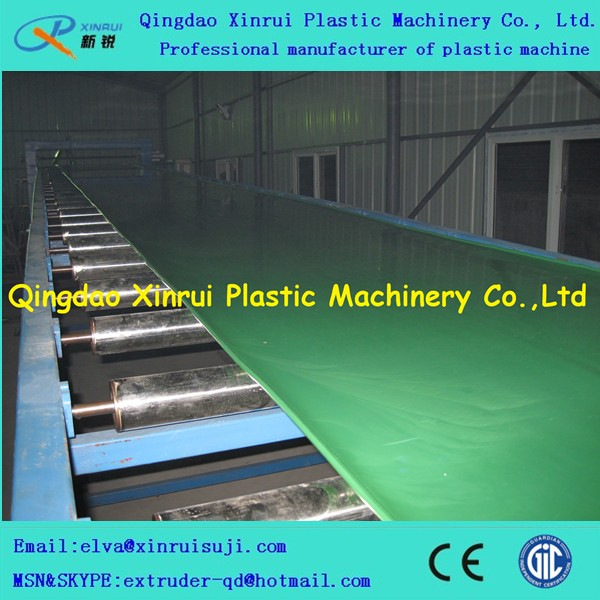 PP/PE board production line/plastic machinery