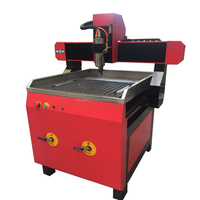 4 axis woodworking cnc routers/ 6090 rotary axis small advertising wood cnc router cutting machine
