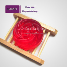 good quality rose glycerin soap