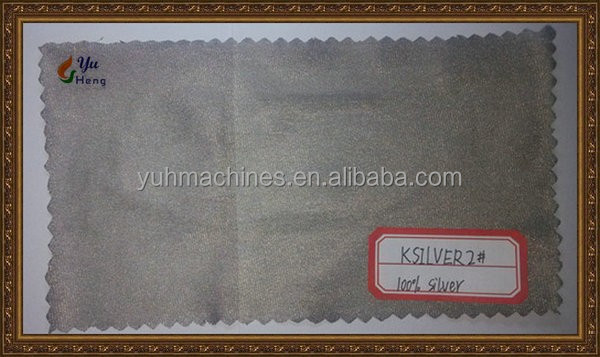 Fashion Thicken Knitting Silver Fiber Pregnant Fabric