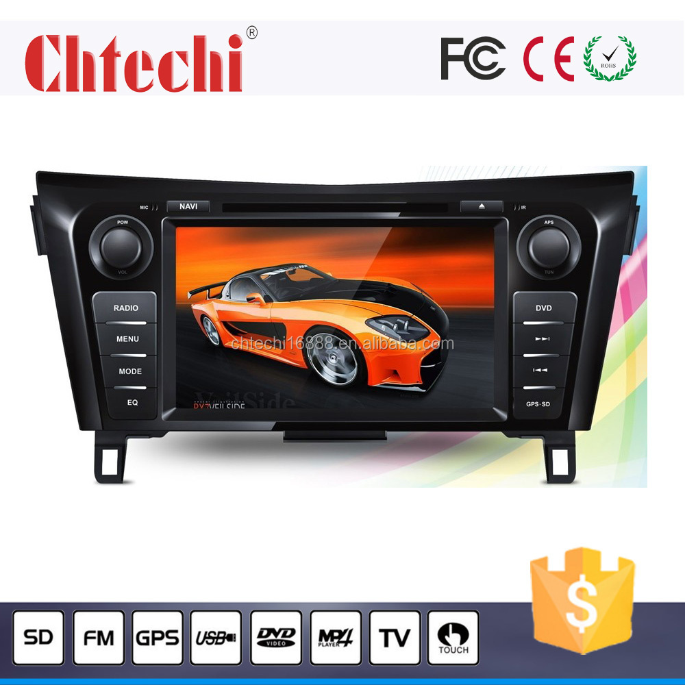 special car dvd player / car radio for 2015 X-Trail with GPS