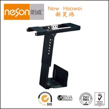 Neson office furniture Ergonomic CPU Holder for desktop computer