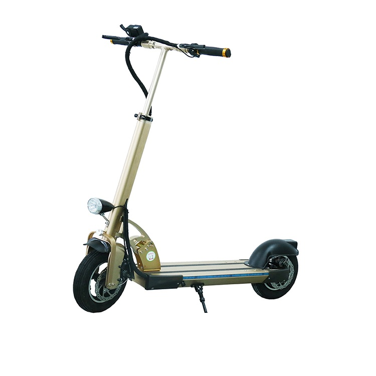 2017 NEW 2 wheel Folding 10 inch 500W Standing Electric Scooter 30-70KM Range