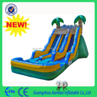 New design inflatable slip n slide commercial inflatable stair slide jungle inflatable water slide for sale