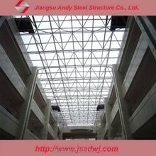 Polycarbonate transparent roofing skylight materials