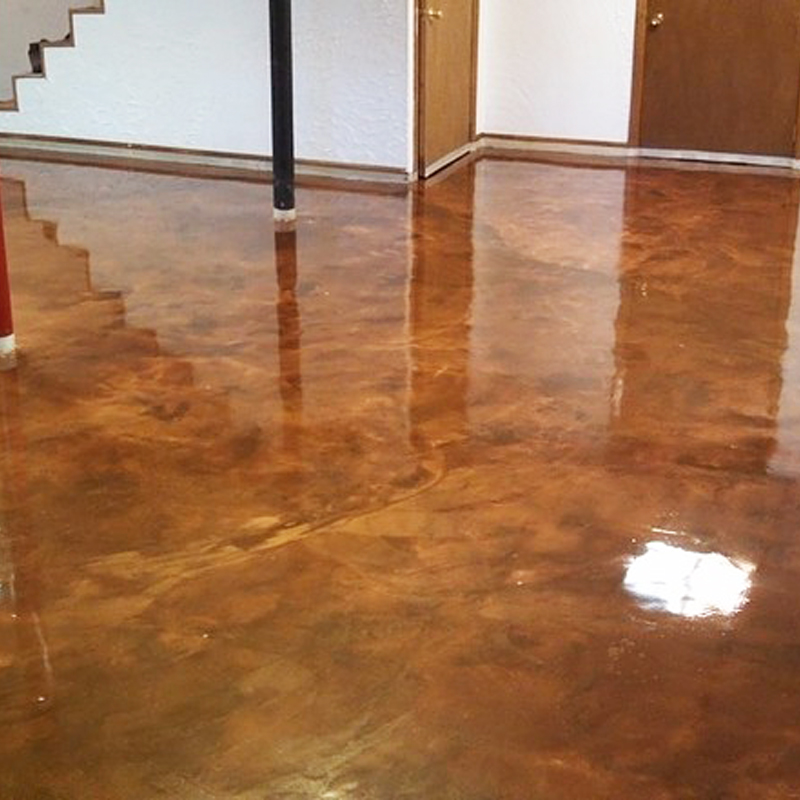 High gloss metallic epoxy flooring buy epoxy flooring for Plancher exterieur