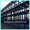 high rise 4 floors smart car hydraulic stacker parking solutions