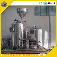 3000L large beer factory equipment,beer brewery plant,whole set beer brewing system