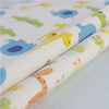100% Cotton Waterproof Printed Flannel Fabric for Baby Diaper