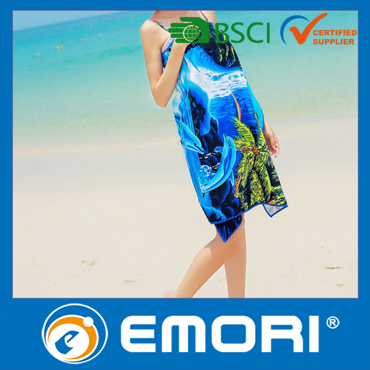 hot sale factory price polyester ice beach towel