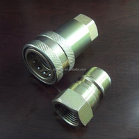 ISO7241A BSP and NPT Hydraulic Quick Connect Hose Coupling