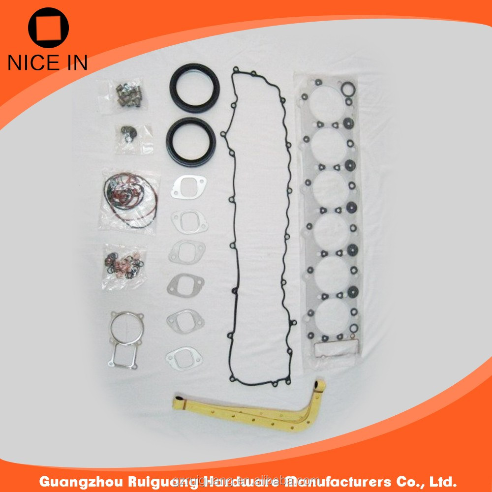 Wholesale from china 6HE1 8-94396-334-0 stainless gasoline engine full gasket kit