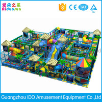 Best New Product 3d Model Design Bright Color Toddler Indoor Gym Of Indoor Playground Business Plan
