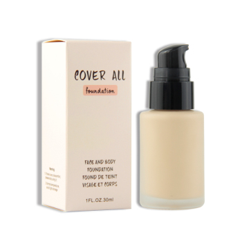 No Logo Face Makeup Whitening Waterproof Liquid Foundation