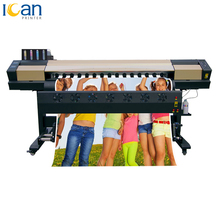High Resolution 1440dpi CE Approved China Flock Serigraph Printing Machine